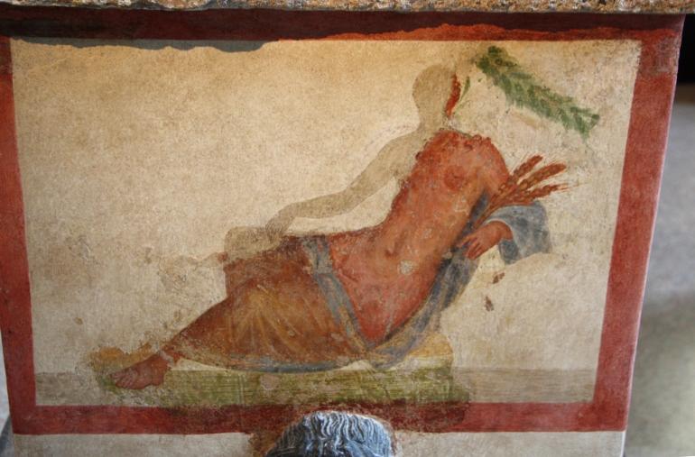 0705_-_Museo_archeologico_di_Milano_-_Cerere_-_Ara_dipinta_(sec._I-II_d.C.)_-_Foto_di_Giovanni_Dall'Orto,_13-Mar-2012