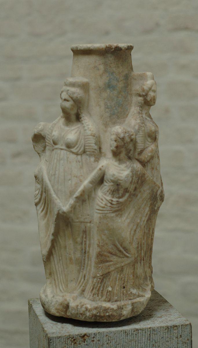 Hekate, Attika, 300 B.C.