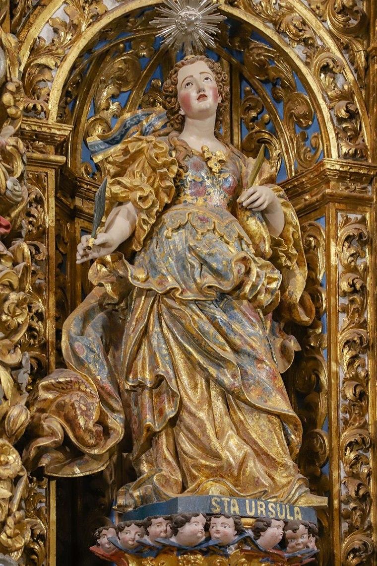 798px-Catedral_Basílica_de_Salvador_Capela_Santa_Úrsula_Statue_2019-1037