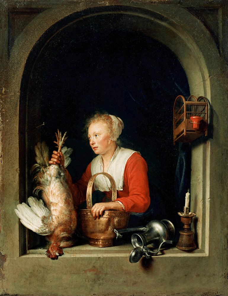 Gerrit_Dou_-_De_Hollandse_huisvrouw