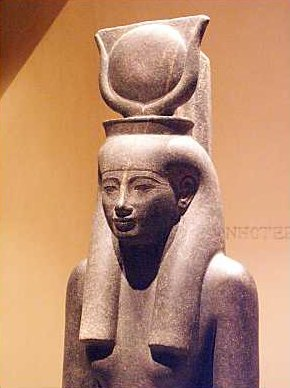 Hathor, Museum of Luxor, Egypt